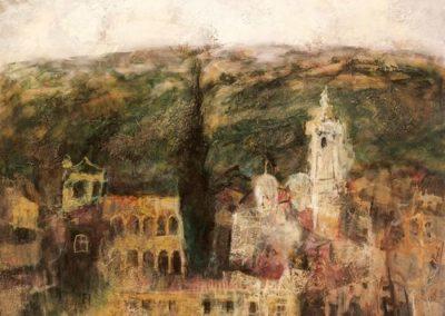 El ciprés de Santo Domingo de Silos